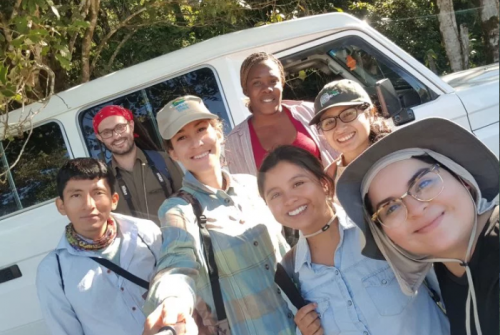 Stories from the field: OTS Tropical Ecology & Conservation Spring 2019